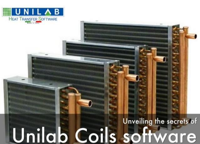 Unilab Coils Software